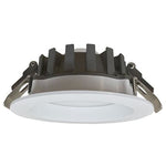 White Multi Colour Temp Dimmable Downlight in multiple cutouts sizes
