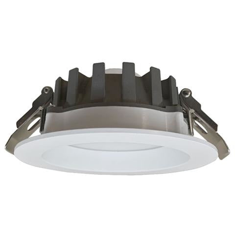 White Multi Colour Temp Dimmable Downlight in multiple cutouts sizes - crystal-palace-lighting