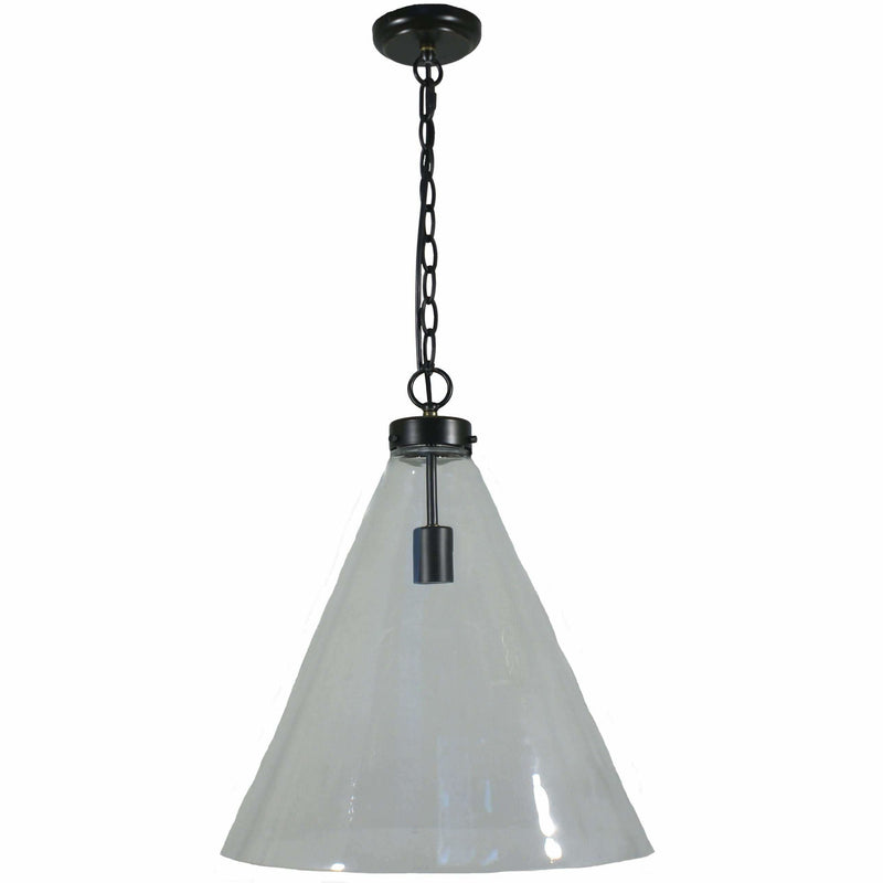 Gatsby Pendant, 2 Size Options and 2 Colour Options - Crystal Palace Lighting