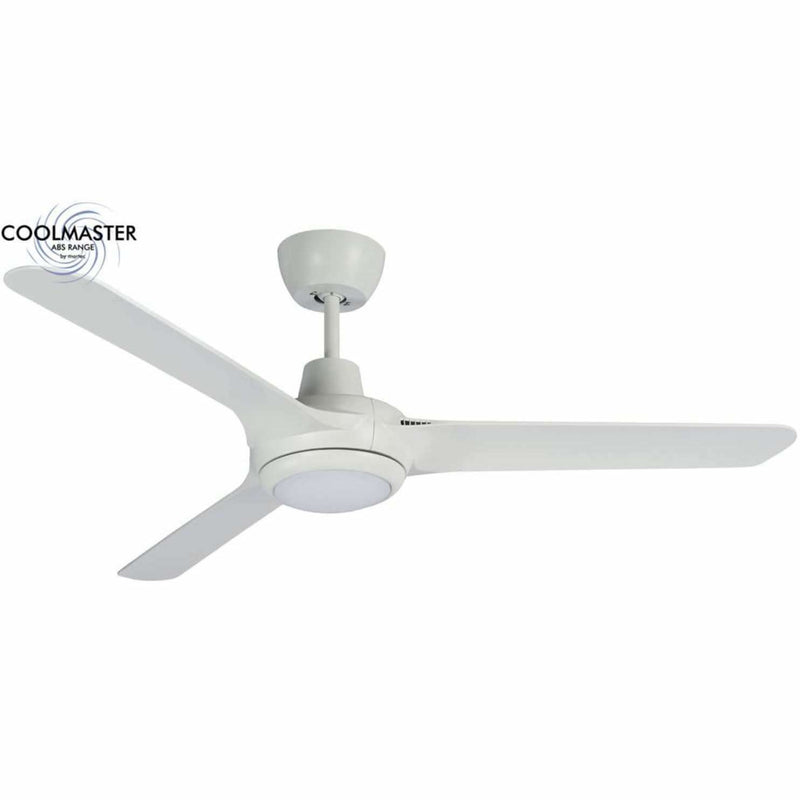 Coolmaster Cruise 56″ Ceiling Fan With 15W CCT LED Light - Crystal Palace Lighting