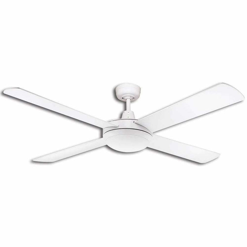 Lifestyle 52″ Ceiling Fan With 24W CCT LED Light - Crystal Palace Lighting