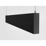 P4000 Linear 52W LED Pendant in Black or White