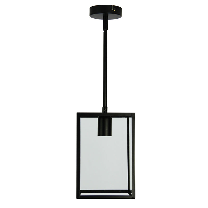 Boxey Urban Retro Pendant - Crystal Palace Lighting