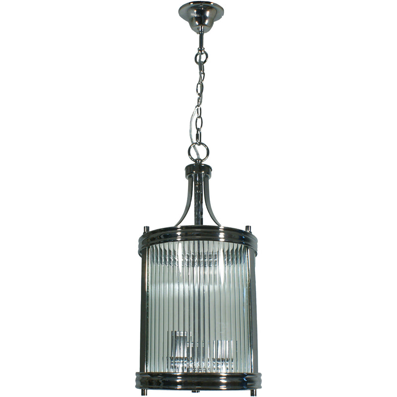 Soisson 3 Light Pendant, 2 Colour Options - Crystal Palace Lighting