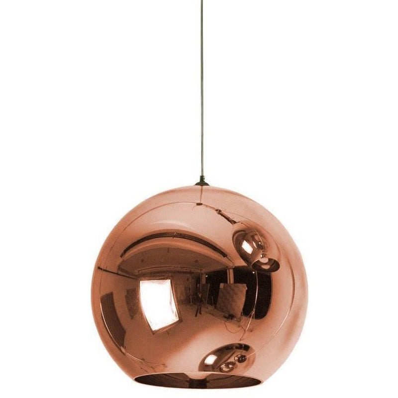 Replica Copper Pendant - crystal-palace-lighting