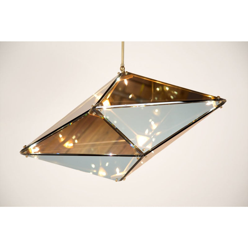 Replica Maxhedron Pendant Light - Crystal Palace Lighting