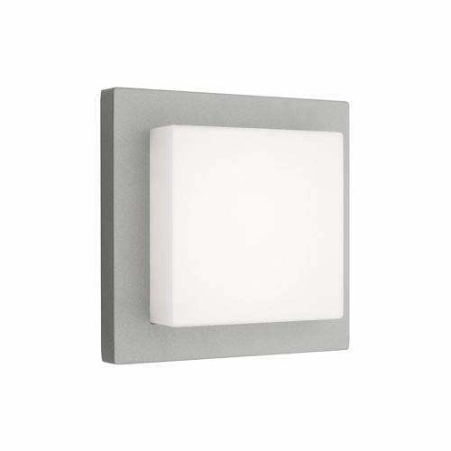 Bodo LED Wall Light in Silver - Crystal Palace Lighting