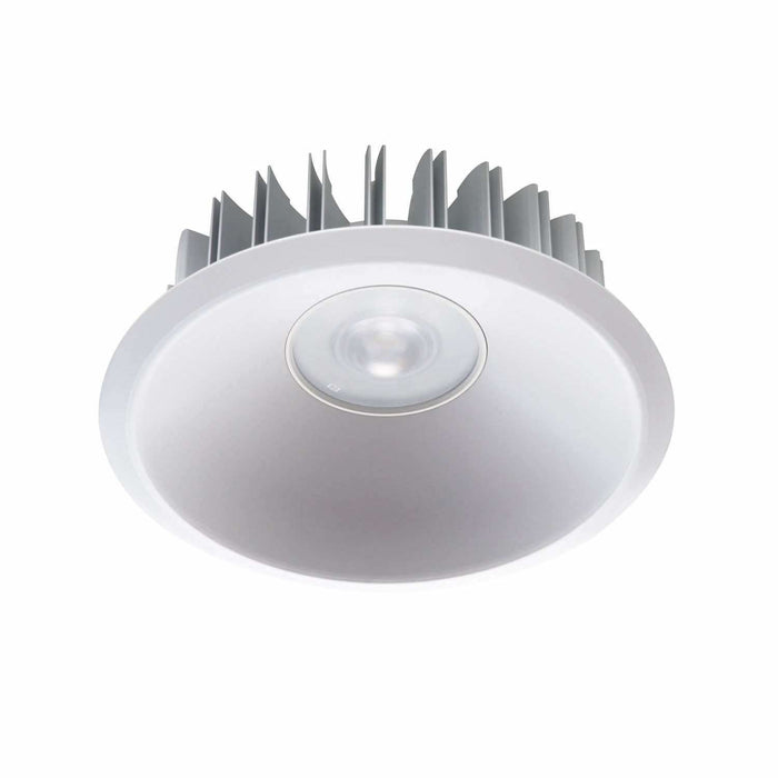 D2000 Curve 30W LED Downlight in White - crystal-palace-lighting