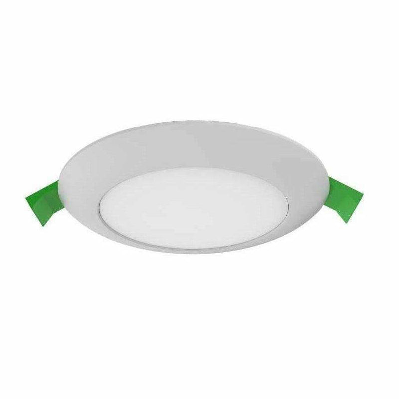 10W Dimmable LED Downlight, Changeable Cut Out - Crystal Palace Lighting