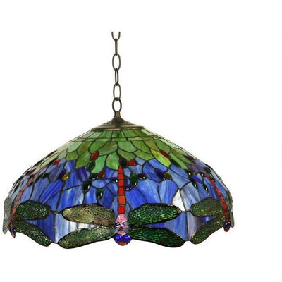 Dragonfly Pendant - Crystal Palace Lighting