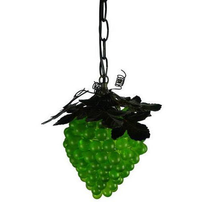 Chardonnay Grape Pendant - Crystal Palace Lighting