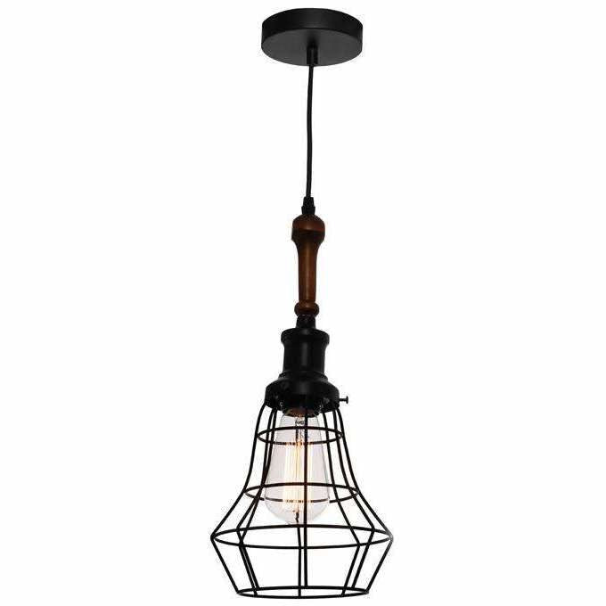 Lathe Pendant Light - crystal-palace-lighting