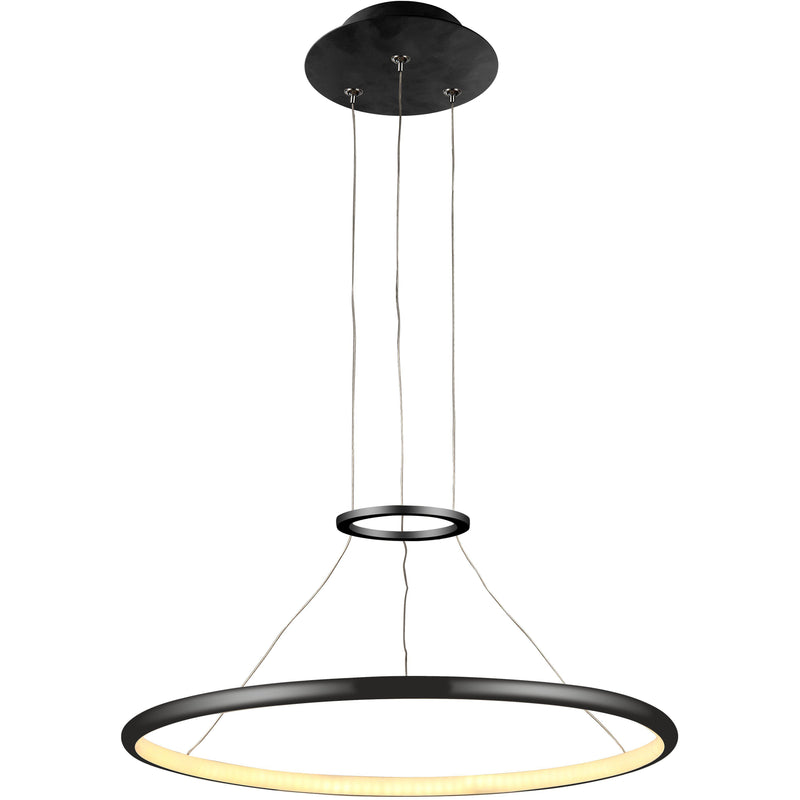 Slimline Ring Pendant 60cm - Crystal Palace Lighting