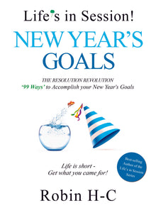 Book Release: Life's in Session NEW YEAR'S GOALS