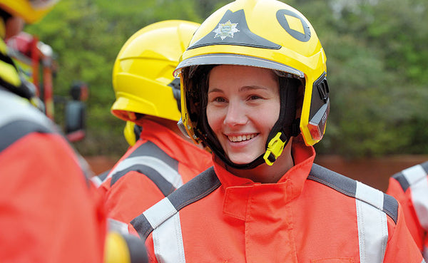 The evolution of PPE for the worlds female Fire Fighters