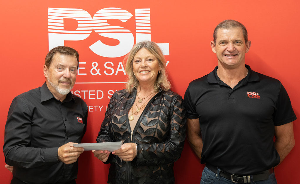 PSL Fire & Safety Platinum Supporters