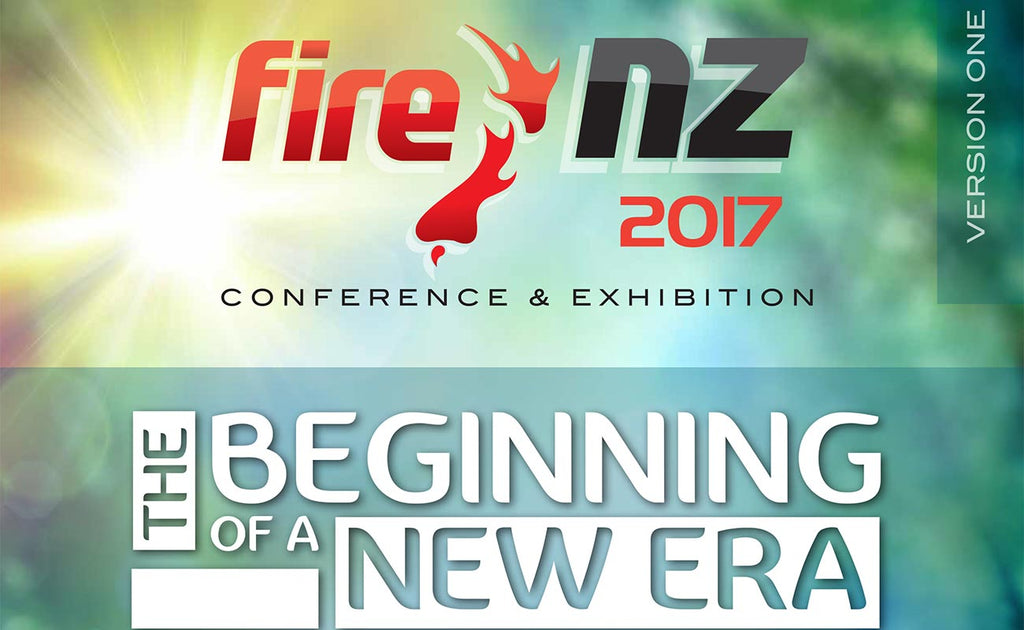 PSL exhibit at Fire NZ 2017 Conference