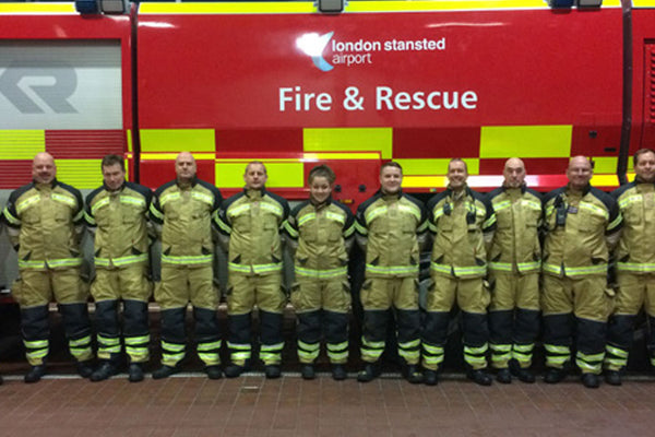 London Stansted Airport takes delivery of Bristol PPE