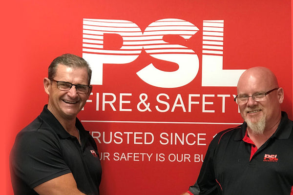 Steve Smith Joins PSL as Fire Suppression Systems Manager
