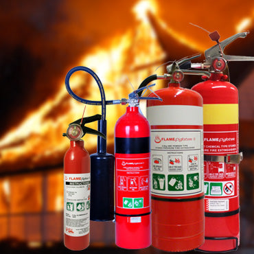 Fire & Safety Equipment | Fire Extinguishers | Nanuk Cases