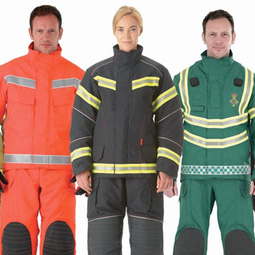Personal Fire Protection Range