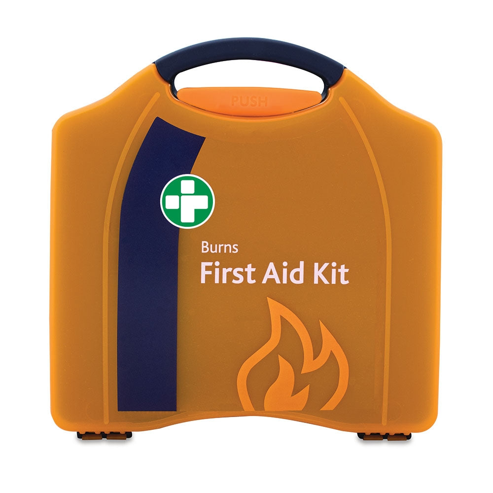 Red Cross Burns Kit