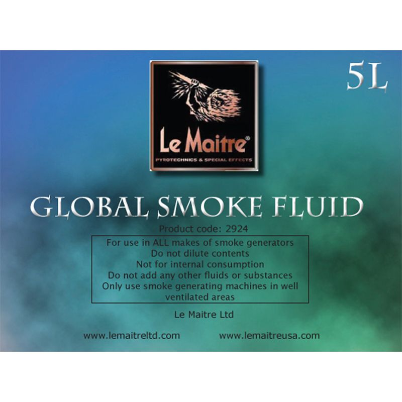 Le Maitre Global Smoke Fluid