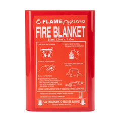 Hard Case Fire Blankets