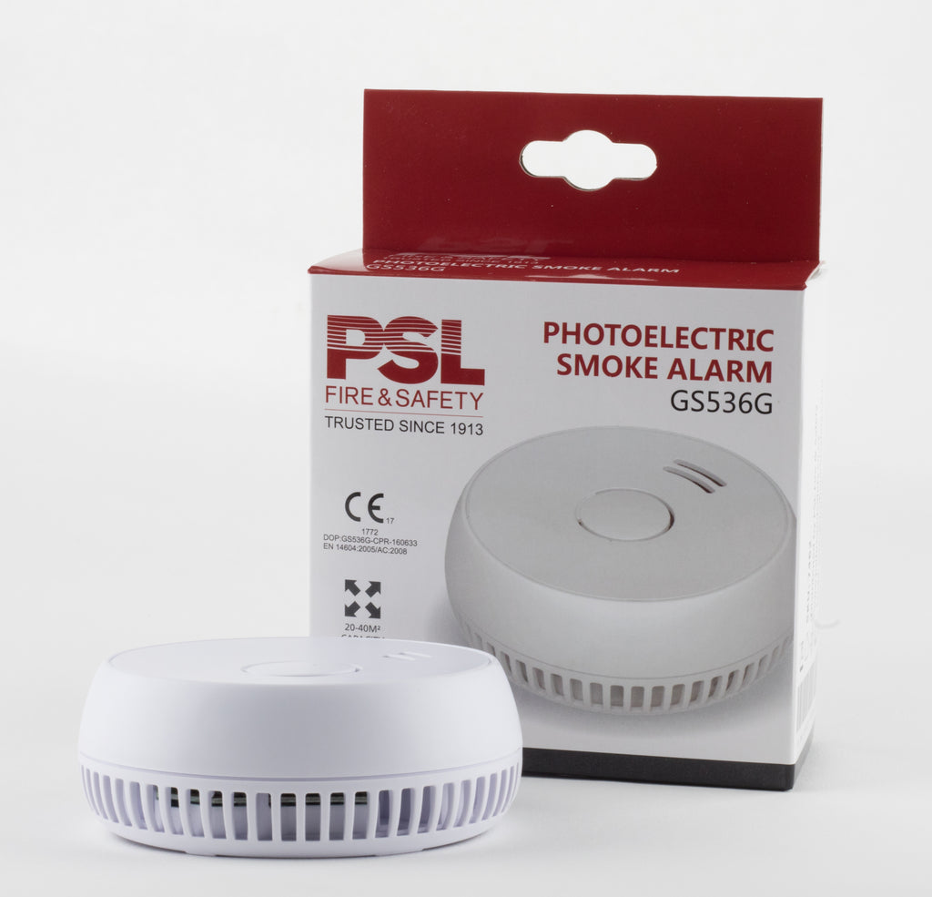 Flamefighter 1 Year Photoelectric Smoke Alarm