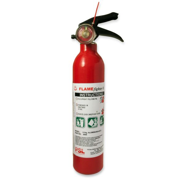 Flamefighter 0.3kg ABE Dry Powder Fire Extinguishers