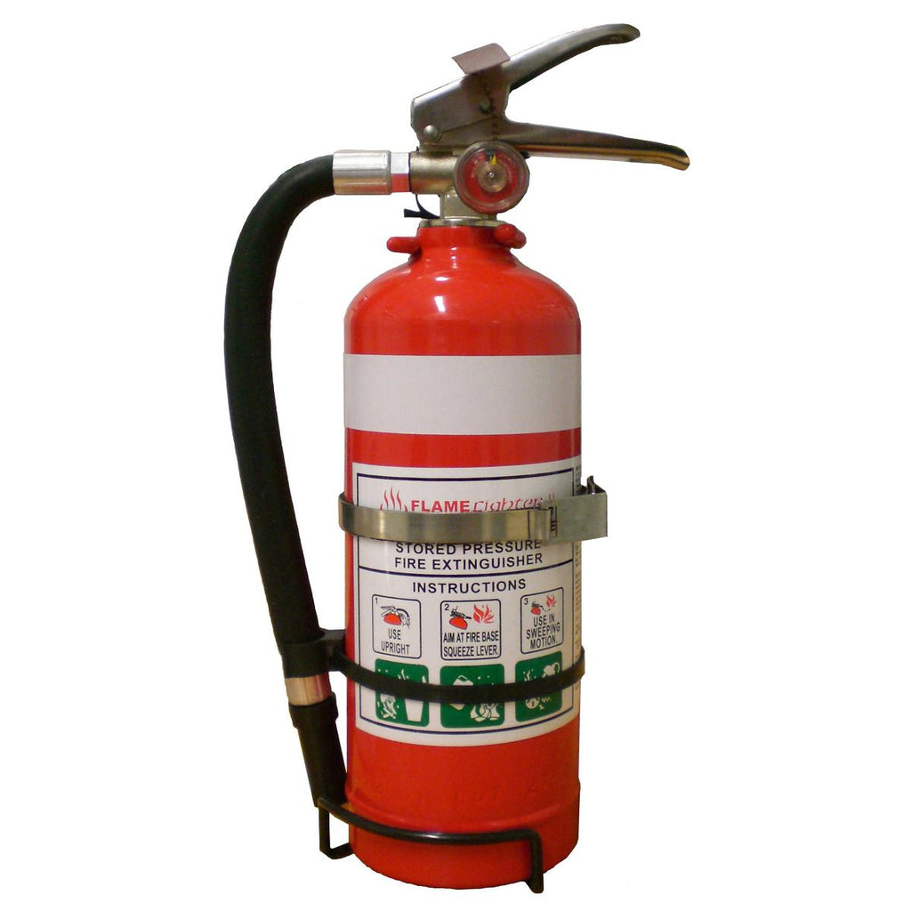 Flamefighter 1.5kg ABE Dry Powder Fire Extinguishers