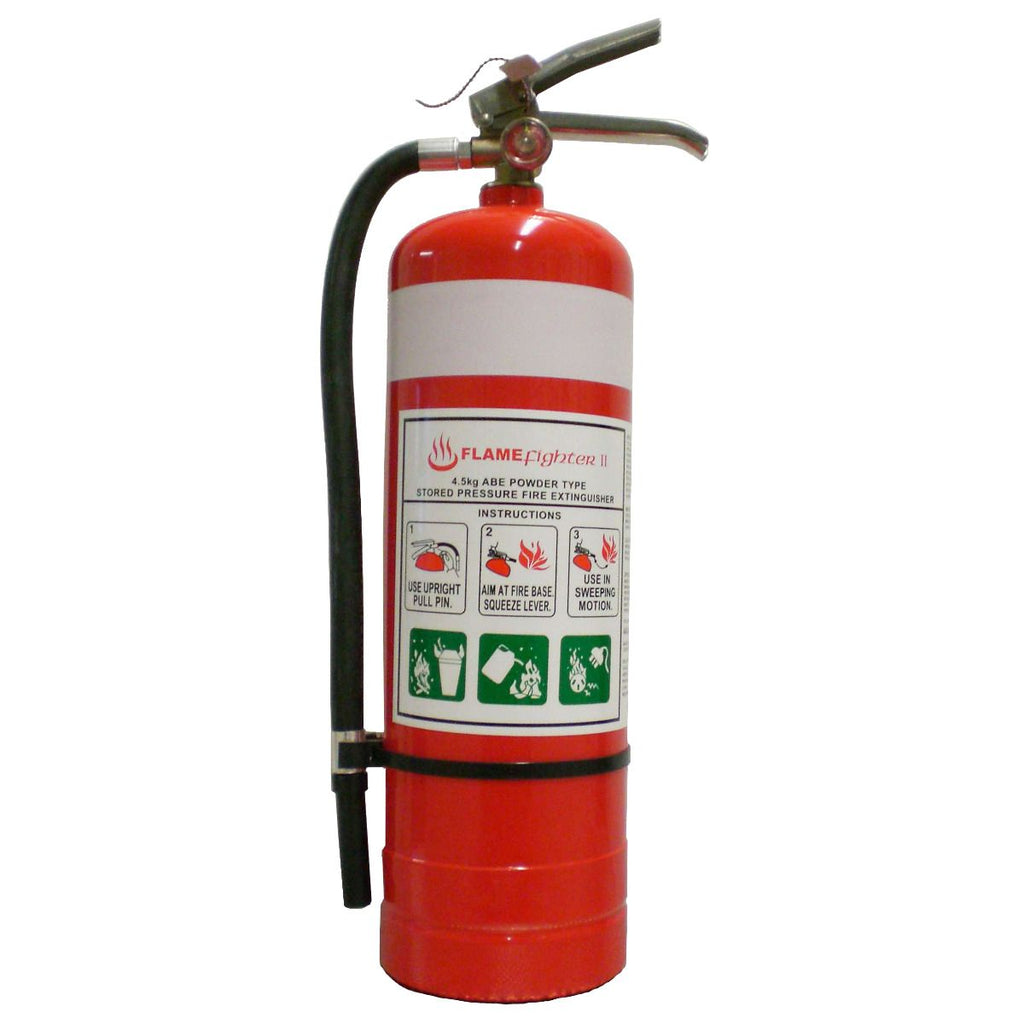 Flamefighter 4.5kg ABE Dry Powder Fire Extinguishers