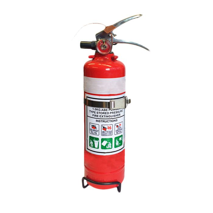 Flamefighter 1kg ABE Dry Powder Fire Extinguishers