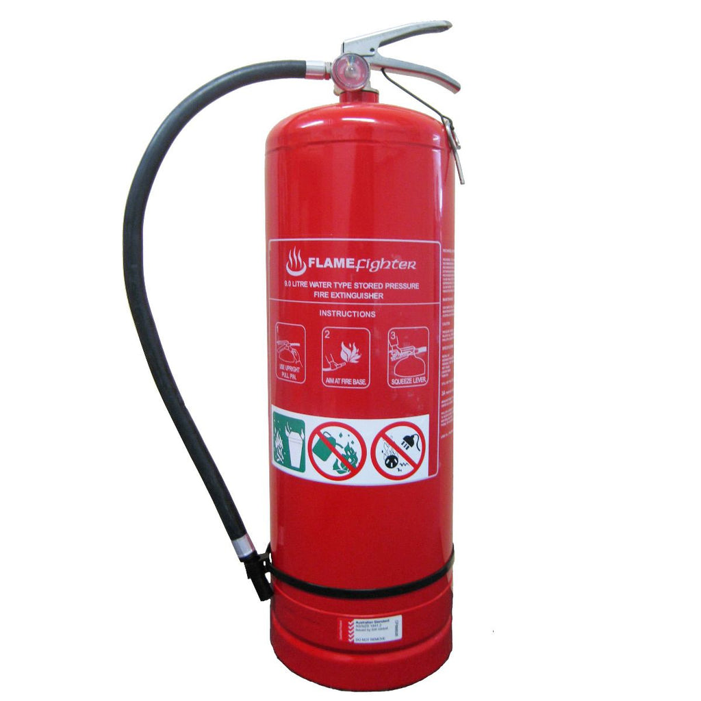 Flamefighter 9.0 Litre Water Extinguisher
