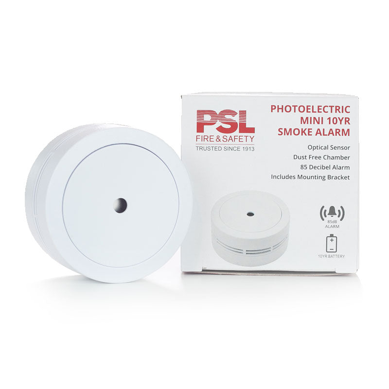 Flamefighter Photoelectric 10 year Mini Smoke Alarm