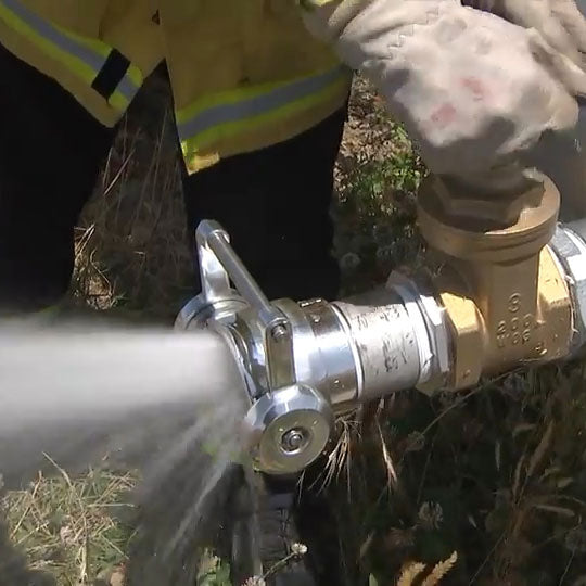 Irrigation Fire  Adaptor