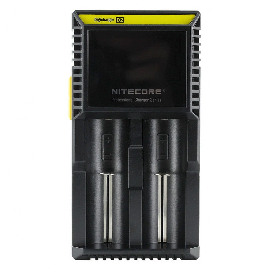 Nitecore D2 Intellicharger Battery Charger