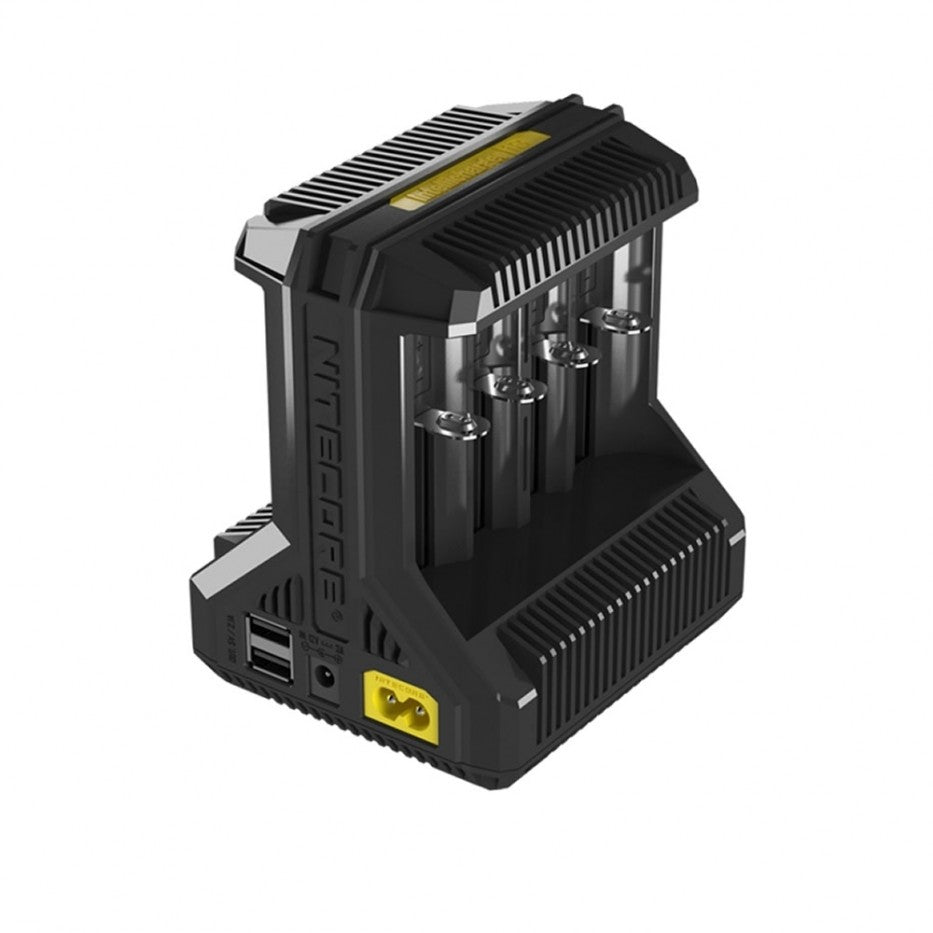 Nitecore i8 Intellicharger Battery Charger