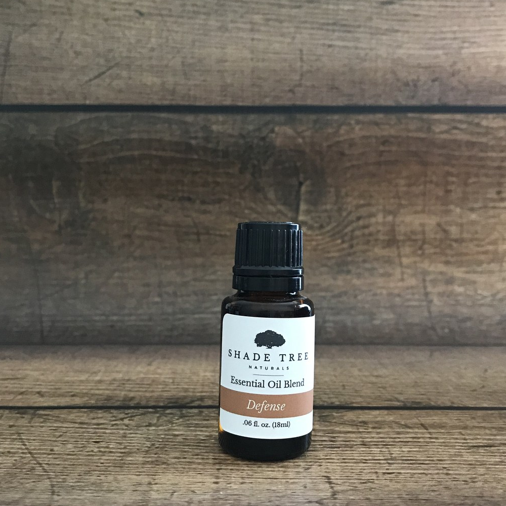 Defense Essential Oil Blend