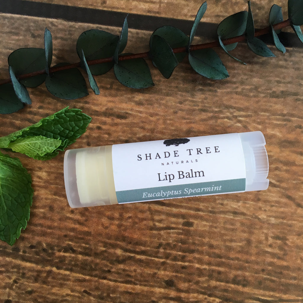Eucalyptus Spearmint Lip Balm