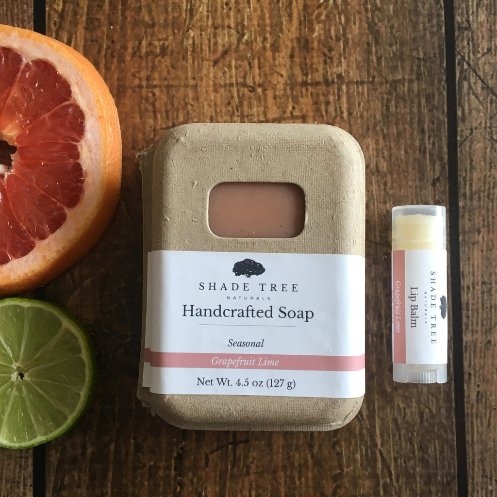 Grapefruit Lime Soap Sample (Seasonal)