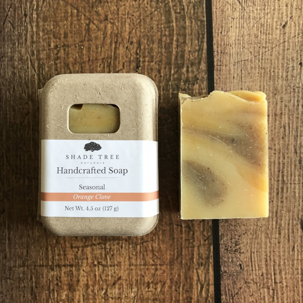 Orange Clove Soap