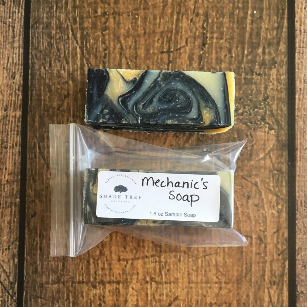 Mechanic's Soap Sample
