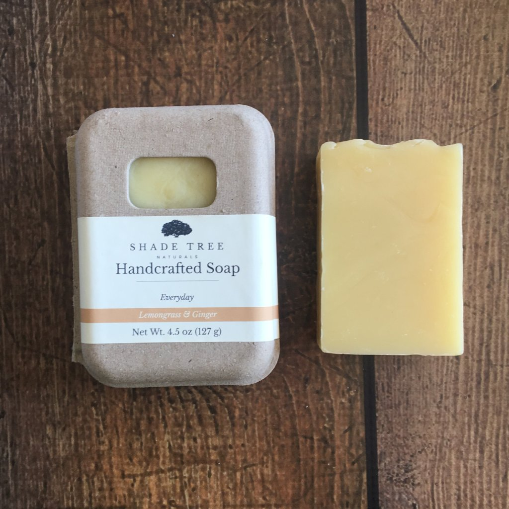 Lemongrass Ginger Soap