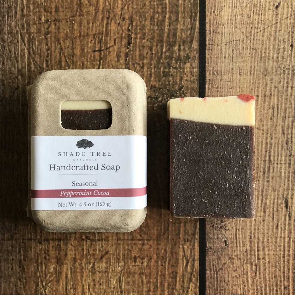 Peppermint Cocoa Soap