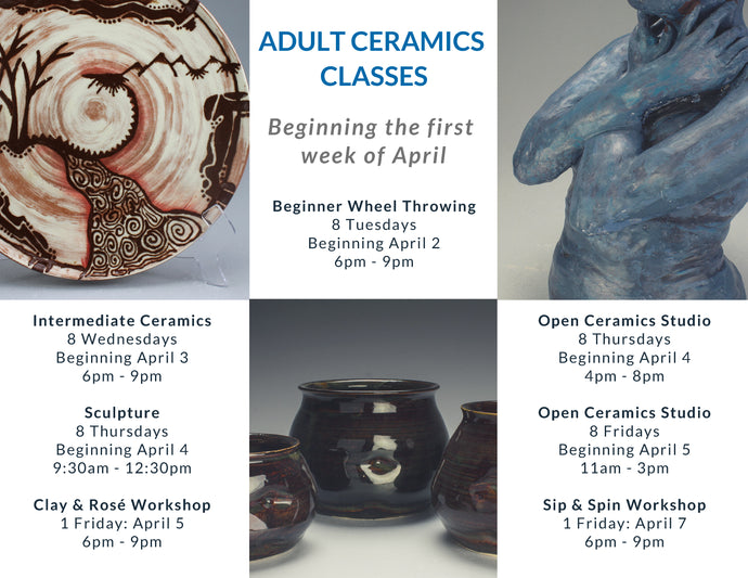 Sweetwater Center For The Arts: Spring Classes