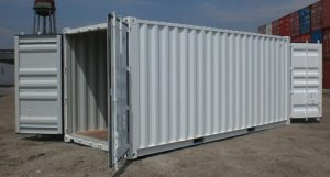 NCECA Exhibits: University Shipping Containers Shows