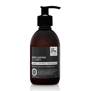The Goodwash Company - LUXURY BODY LOTION