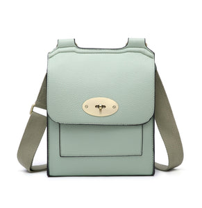 QB - SASHA - Cross Body Satchel Bag