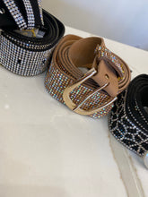 Load image into Gallery viewer, Malissa J - Bling belt - 4107